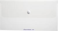 Папка конверт с кнопкой С6 180мкм матовая AKk_06306